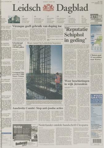 Leidsch Dagblad 2000-10-24