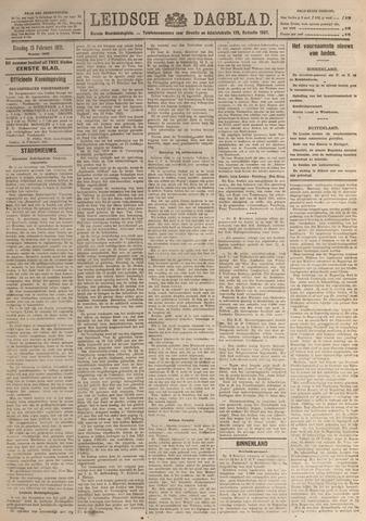Leidsch Dagblad 1921-02-15