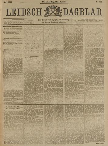 Leidsch Dagblad 1902-04-24
