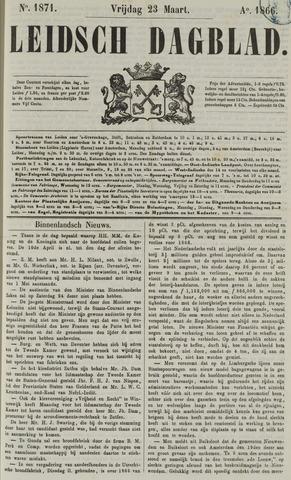 Leidsch Dagblad 1866-03-23