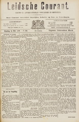 Leydse Courant 1889-05-14