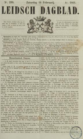 Leidsch Dagblad 1861-02-16