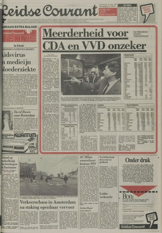 Leidse Courant 1987-03-19