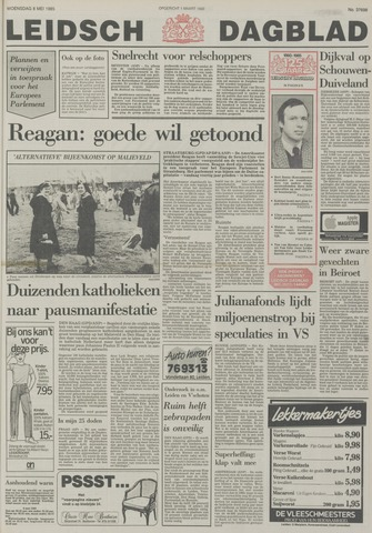 Leidsch Dagblad 1985-05-08