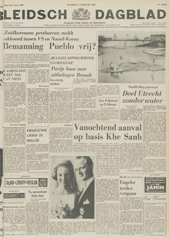 Leidsch Dagblad 1968-02-05