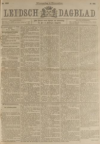 Leidsch Dagblad 1901-12-04