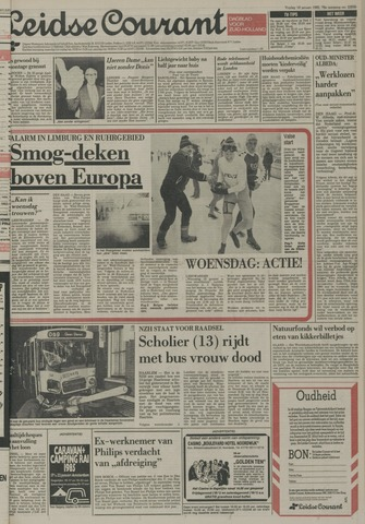 Leidse Courant 1985-01-18