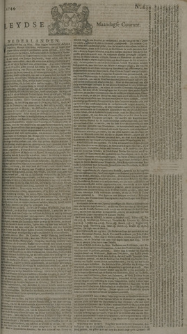 Leydse Courant 1744-05-25