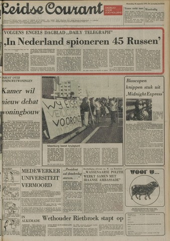 Leidse Courant 1978-08-30