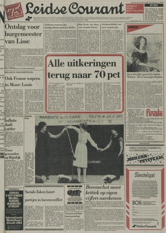 Leidse Courant 1984-09-08
