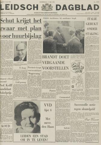 Leidsch Dagblad 1970-05-21