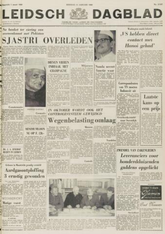 Leidsch Dagblad 1966-01-11