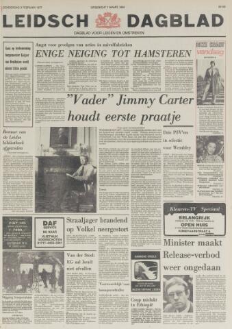 Leidsch Dagblad 1977-02-03