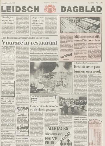 Leidsch Dagblad 1988-11-25