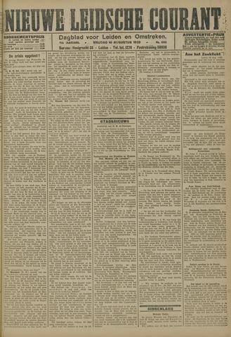 Nieuwe Leidsche Courant 1923-08-10