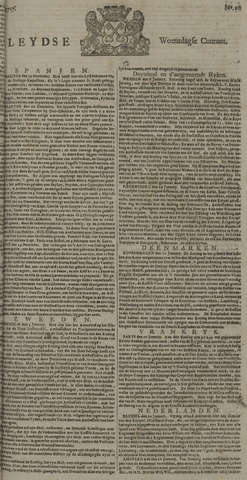 Leydse Courant 1727-01-22
