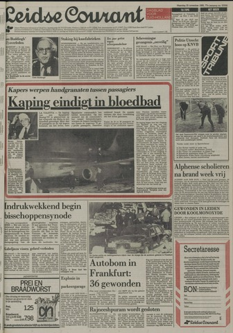 Leidse Courant 1985-11-25