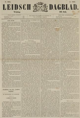 Leidsch Dagblad 1869-07-30
