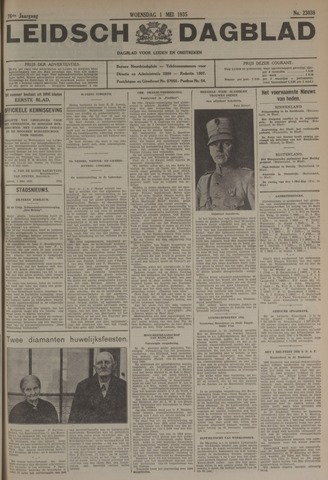 Leidsch Dagblad 1935-05-01
