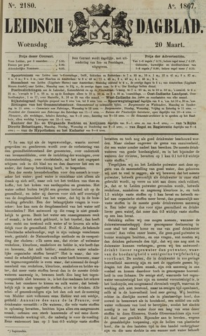 Leidsch Dagblad 1867-03-20