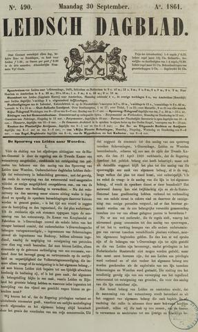 Leidsch Dagblad 1861-09-30