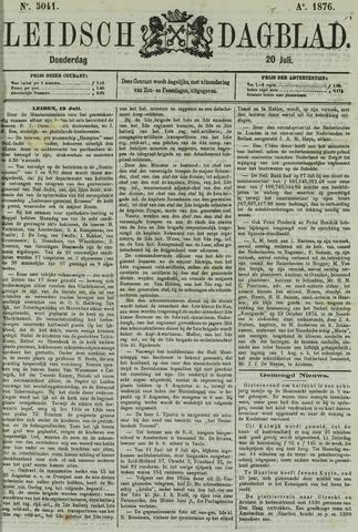 Leidsch Dagblad 1876-07-20
