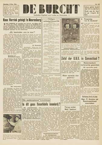 De Burcht 1946-02-04
