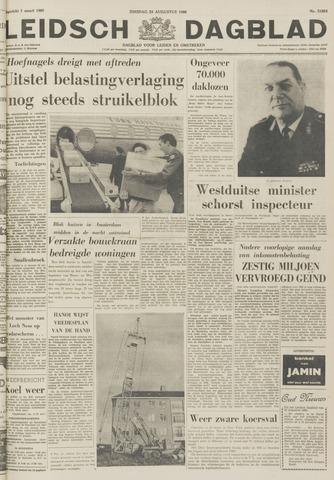 Leidsch Dagblad 1966-08-23