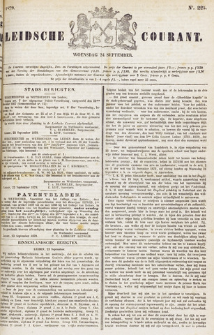 Leydse Courant 1879-09-24