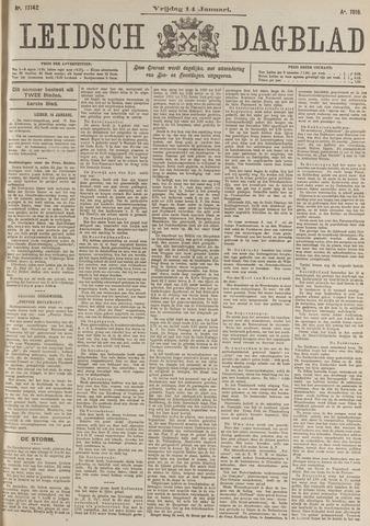 Leidsch Dagblad 1916-01-14