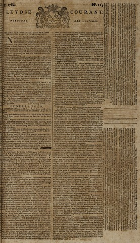 Leydse Courant 1784-10-13