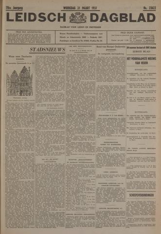 Leidsch Dagblad 1937-03-31