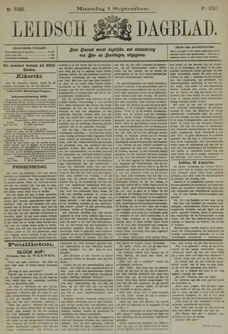 Leidsch Dagblad 1890-09-01