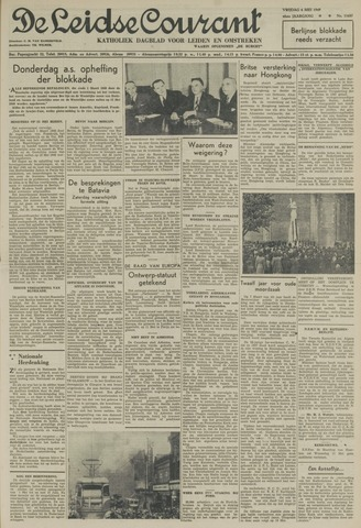 Leidse Courant 1949-05-06