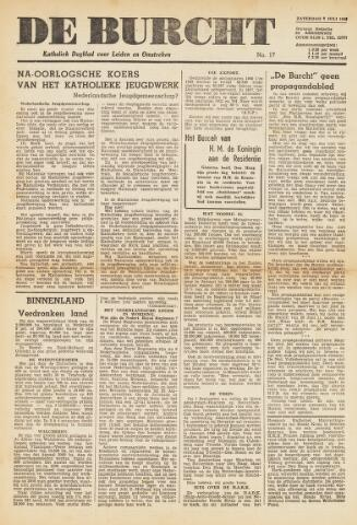 De Burcht 1945-07-07