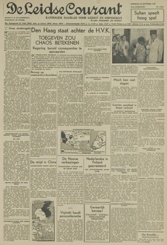 Leidse Courant 1949-10-18
