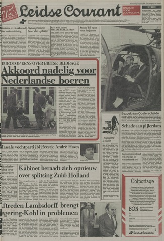 Leidse Courant 1984-06-27
