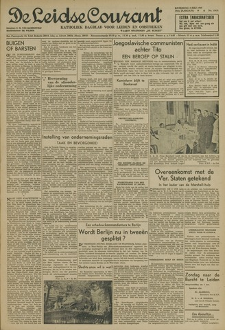 Leidse Courant 1948-07-03