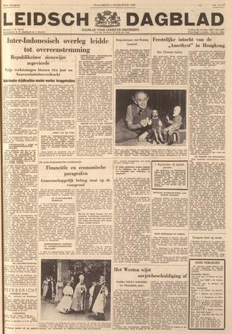 Leidsch Dagblad 1949-08-03