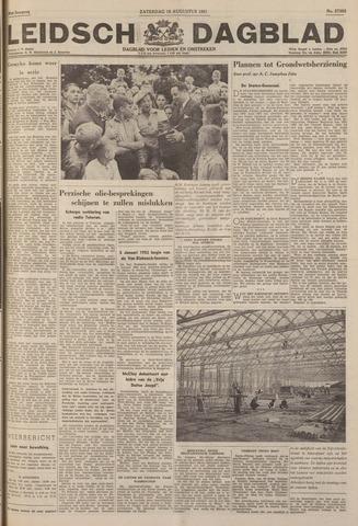 Leidsch Dagblad 1951-08-18