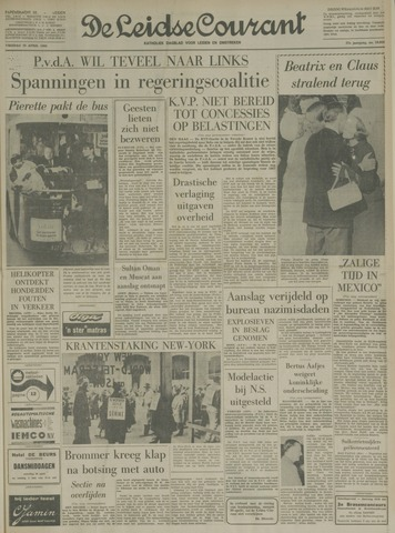 Leidse Courant 1966-04-29