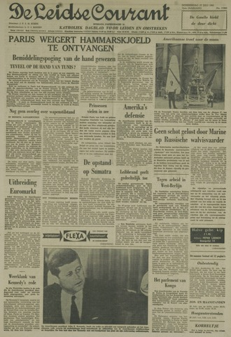 Leidse Courant 1961-07-27