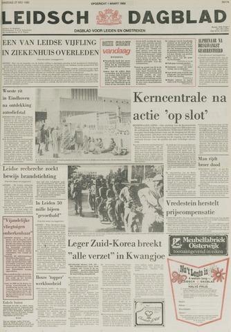 Leidsch Dagblad 1980-05-27