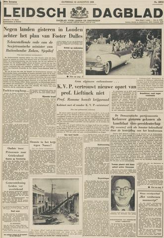Leidsch Dagblad 1956-08-18
