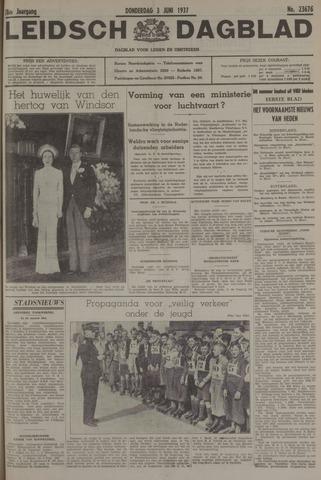 Leidsch Dagblad 1937-06-03