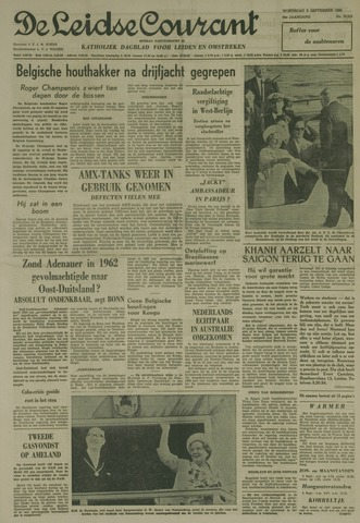 Leidse Courant 1964-09-02