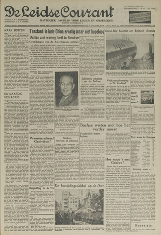 Leidse Courant 1954-06-05