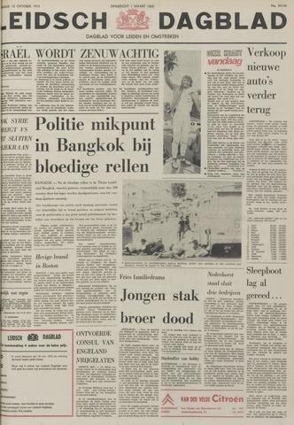 Leidsch Dagblad 1973-10-15