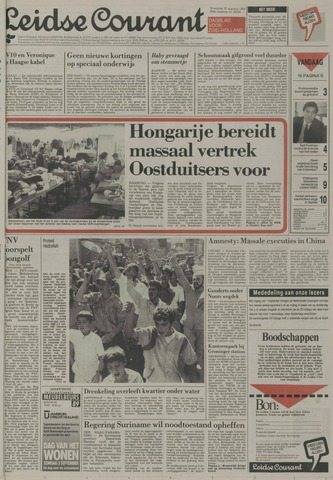 Leidse Courant 1989-08-30