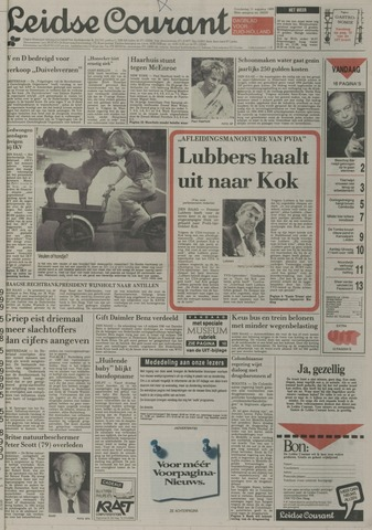 Leidse Courant 1989-08-31